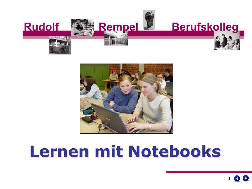 1 Lernen mit Notebooks