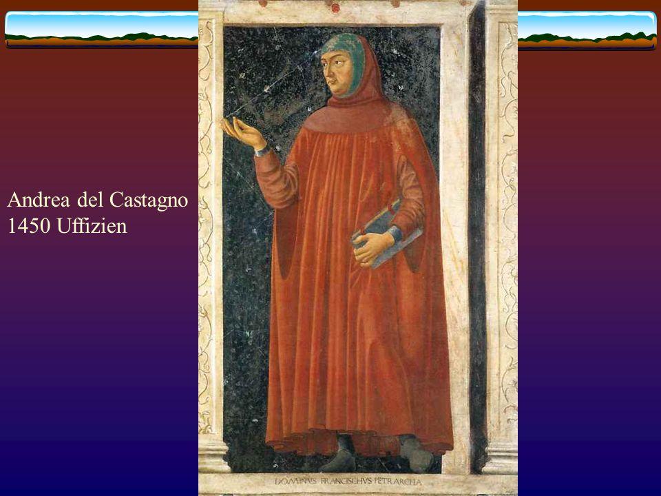 Andrea del Castagno 1450 Uffizien
