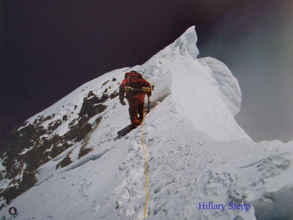 Hillary Step Hillary Stepp