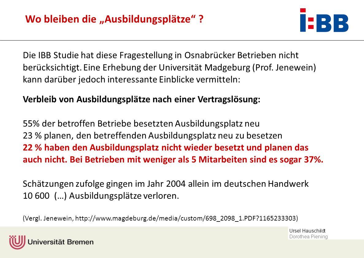 Ursel Hauschildt Dorothea Piening 5b.