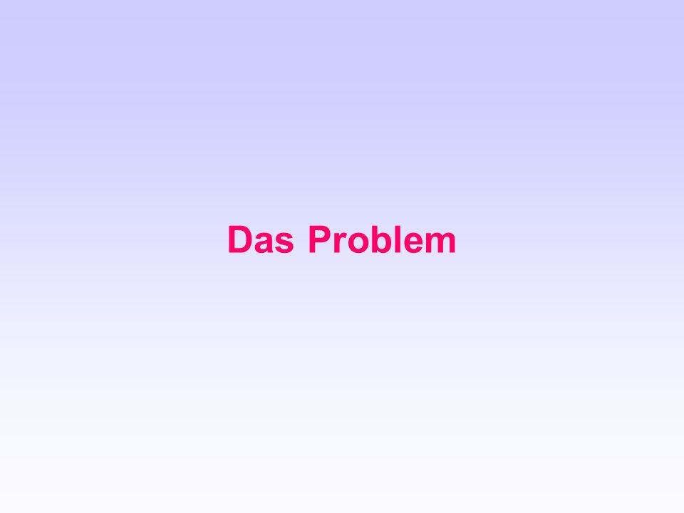 Das Problem