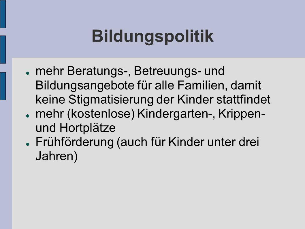 Internet- Links: Stadtentwicklungs- und Wohnungsbaupolitik Soziale Stadt: http://www.sozialestadt.de/programm/ Gesunde Stadt (Gesunde Städte-Netzwerk): http://www.gesunde-staedte-netzwerk.hosting-kunde.de/ Bundesarbeitsgemeinschaft Soziale Stadtentwicklung und Gemeinwesenarbeit: http://www.bagsozialestadtentwicklung.de/ Programm E & C: (Entwicklung und Chancen junger Menschen in sozialen Brennpunkten): http://www.eundc.de/