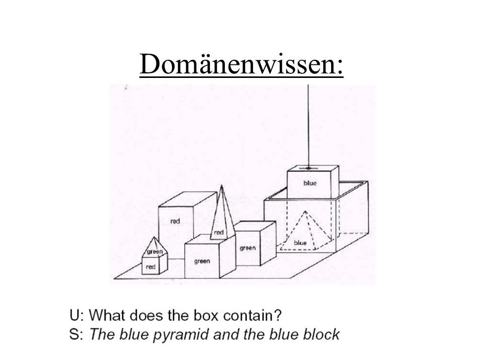 Domänenwissen: