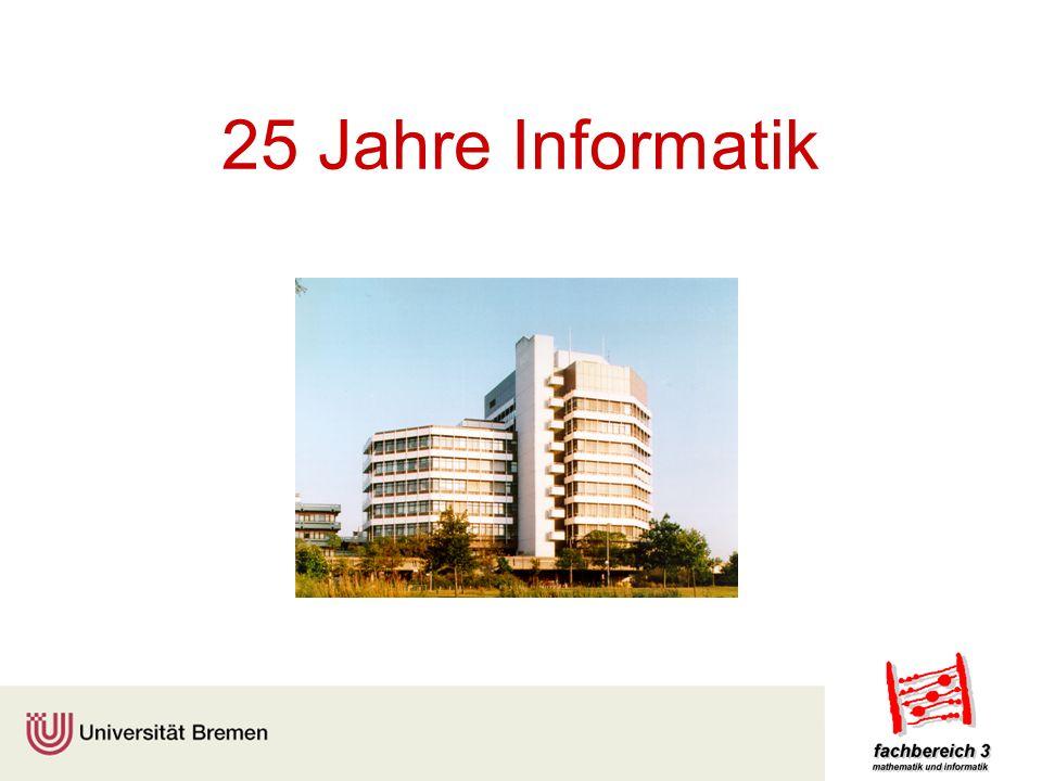 25 Jahre Informatik