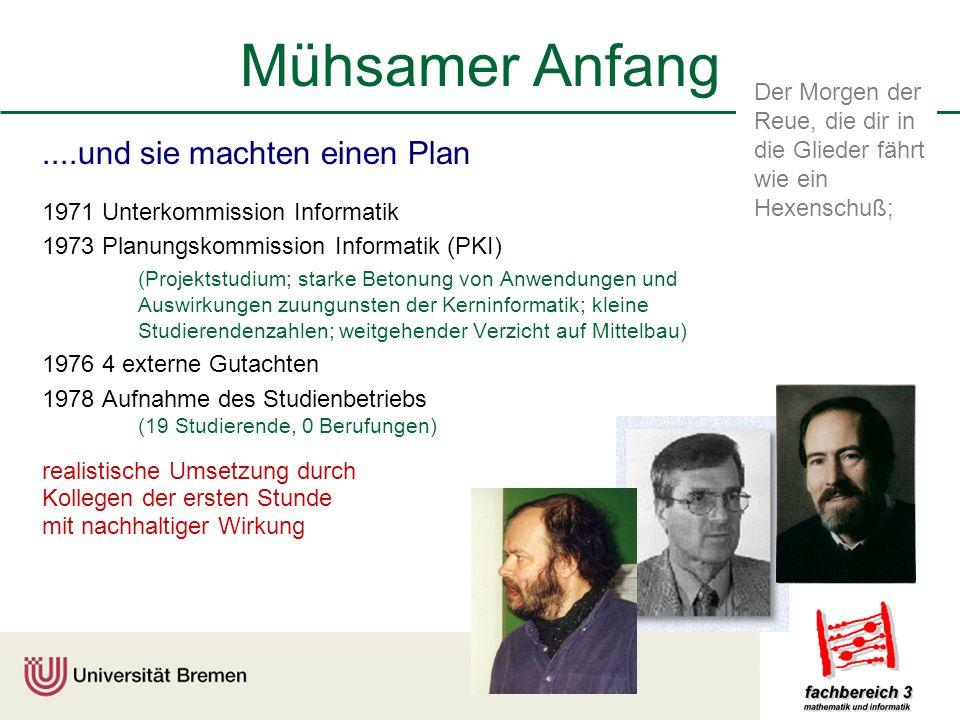 Verwaltung Neue Leitung Hagedorn, Giesenhagen Eigene Personal- und Sach-Mittelverwaltung im FB3 Zielvereinbarung (Modellprojekt)