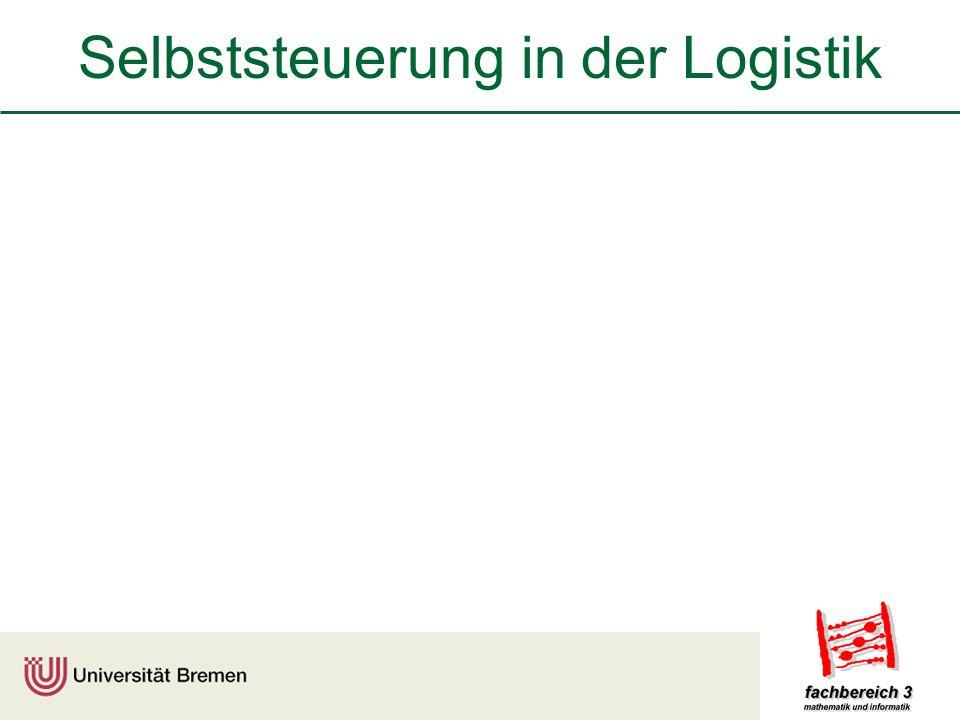 Selbststeuerung in der Logistik