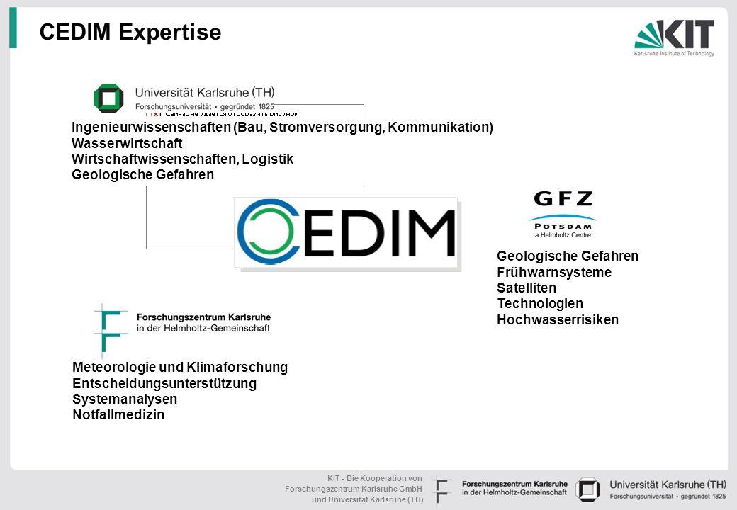 KIT - Die Kooperation von Forschungszentrum Karlsruhe GmbH und Universität Karlsruhe (TH) Dynamische Entscheidungsunterstützung Sa 20.02.02So 21.02.02