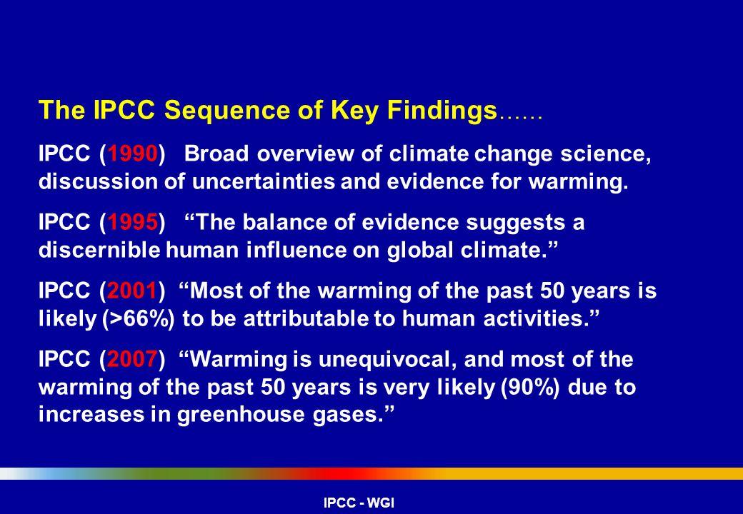 Forschungszentrum Karlsruhe in der Helmholtz-Gemeinschaft These 1: Das Klima der Vergangenheit ist bekannt und die Indizien für einen Klimawandel erhärten sich