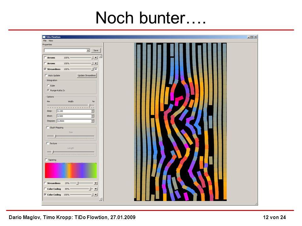 Noch bunter…. Dario Maglov, Timo Kropp: TiDo Flowtion, 27.01.200912 von 24