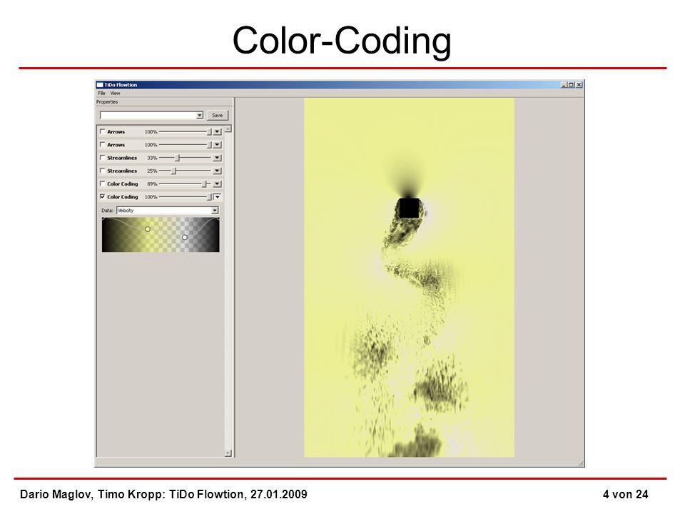 Color-Coding Dario Maglov, Timo Kropp: TiDo Flowtion, 27.01.20094 von 24