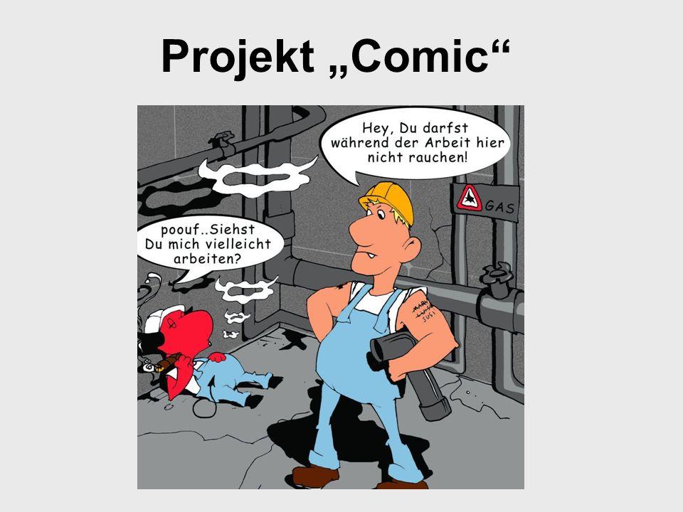 Projekt Comic