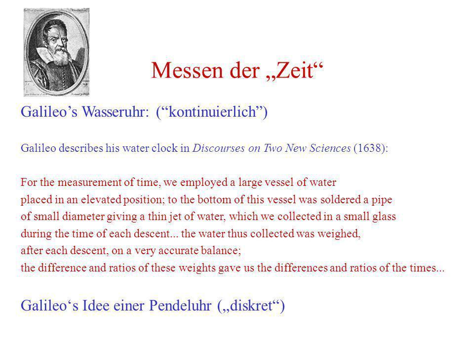 Zeittheorien Aristoteles: Zeitkontinuum, Zeitpunkt, Zeitdauer, Zeit als eine Kategorie Klassische Physik: Beispiel: x(t)=a; x(t)=x(0) + v t + ½at² Spezielle Relativitätstheorie: Zeit verknüpft mit Raum Quantentheorie: Zeitabhängige Schrödinger-Funktion ψ(t) Automatentheorie: Zustände, Transitionen (ohne explizite Zeitbeschreibung) Mathematische Systemtheorie: Zustand.