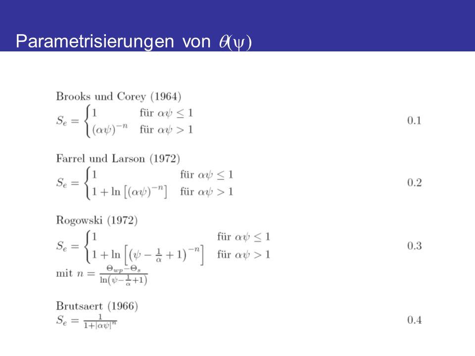 I. Mangelnde Flexibilität Durner, WRR, 1994 Schwächen