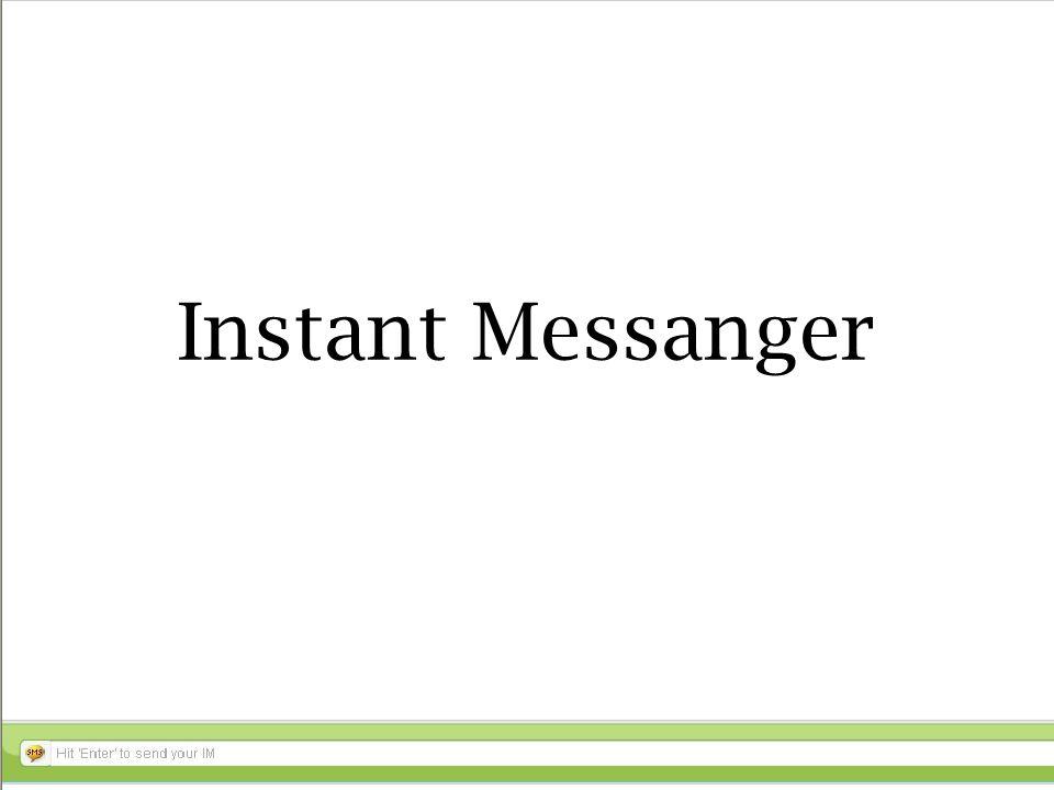 Instant Messanger