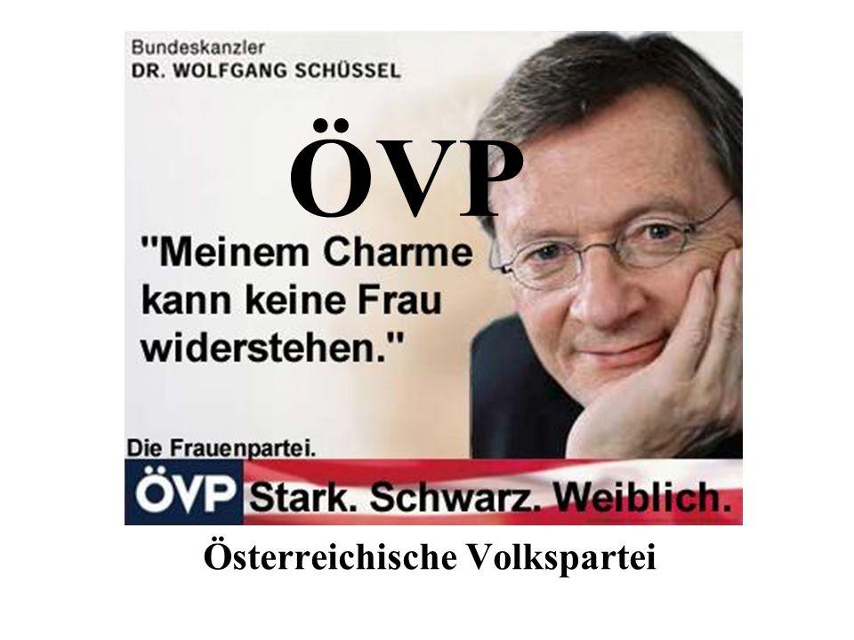 ÖVP Österreichische Volkspartei