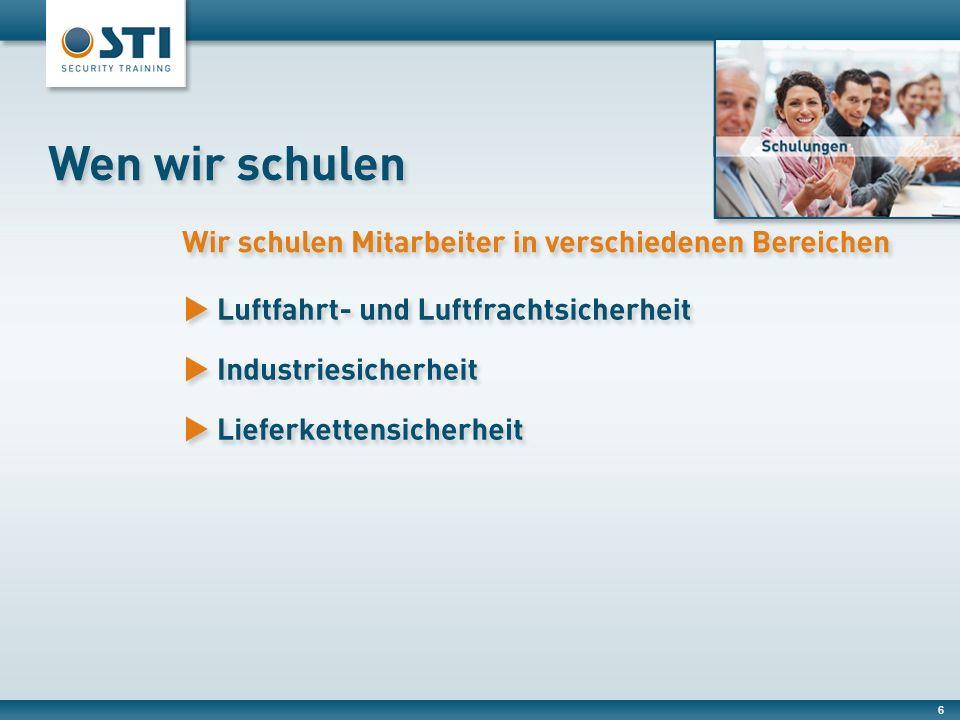 © STI GmbH 2011 6 Zertifizierungsverfahren 6