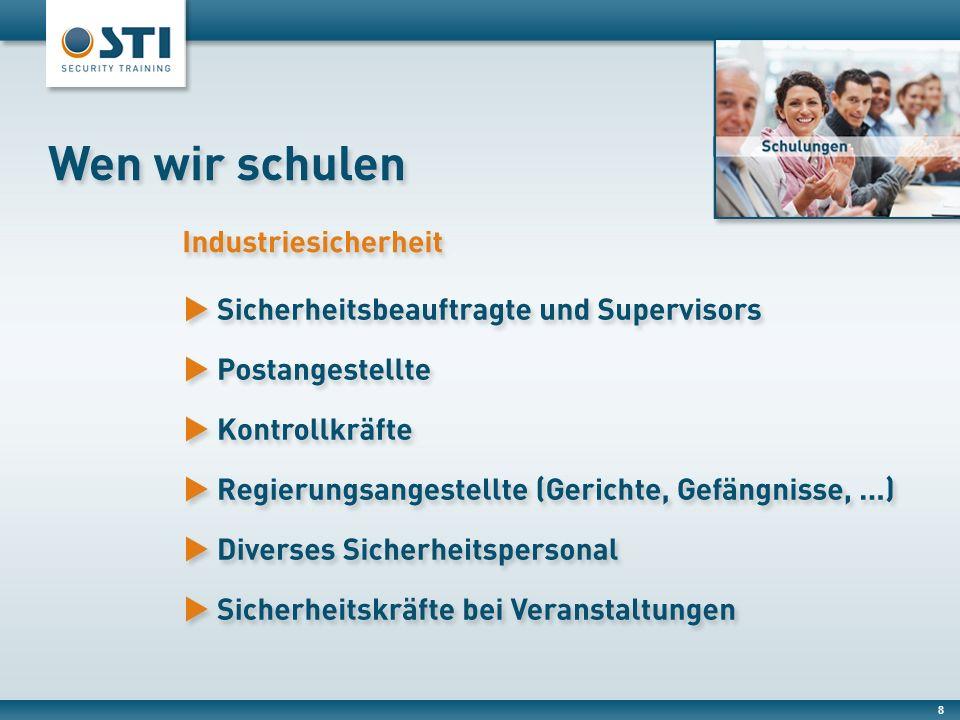 © STI GmbH 2011 8 Zertifizierungsverfahren 8