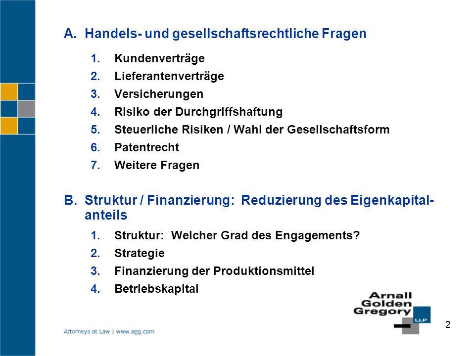 3 C.Wunschliste im Bezug auf Wirtschaftsförderung 1.
