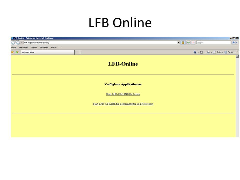LFB Online