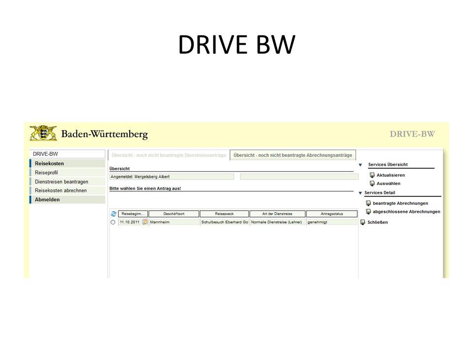 DRIVE BW