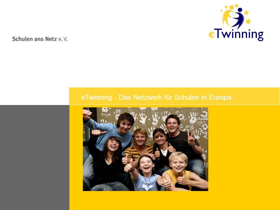 eTwinning - Das Netzwerk für Schulen in Europa