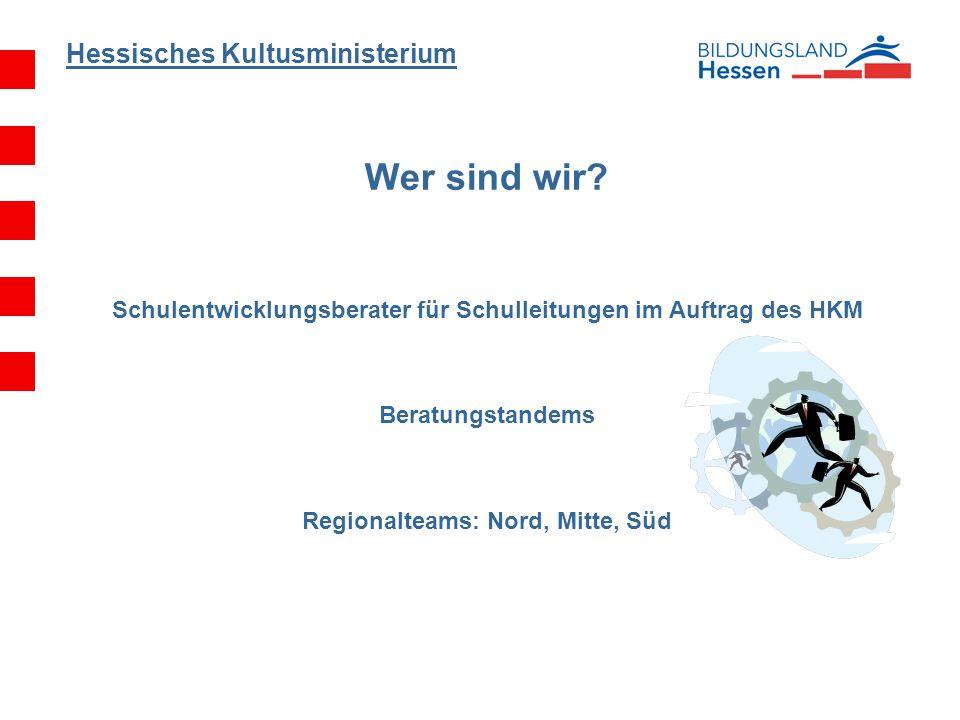 Hessisches Kultusministerium Vielen Dank für Ihre Aufmerksamkeit!