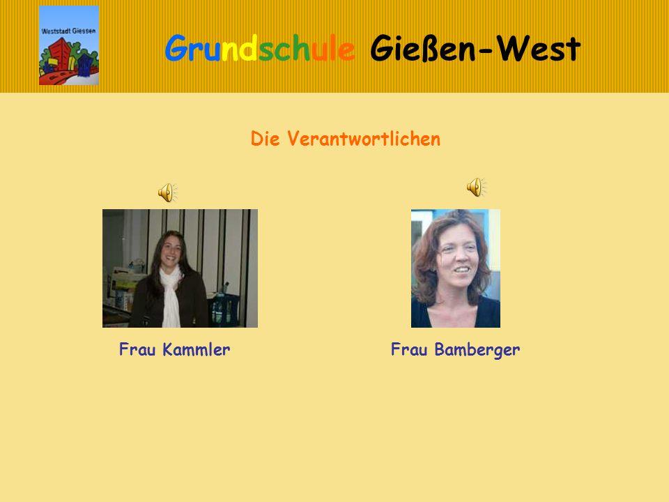 Grundschule Gießen-West Die Kinder in ihren Klassen Manche Kinder haben auch Türkischunterricht.