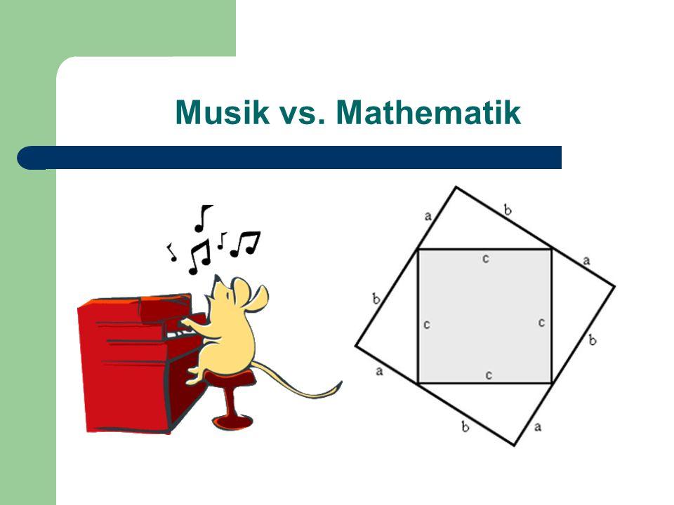 Fragen an Mattheson Welches Mathematik-Verständnis hat er.