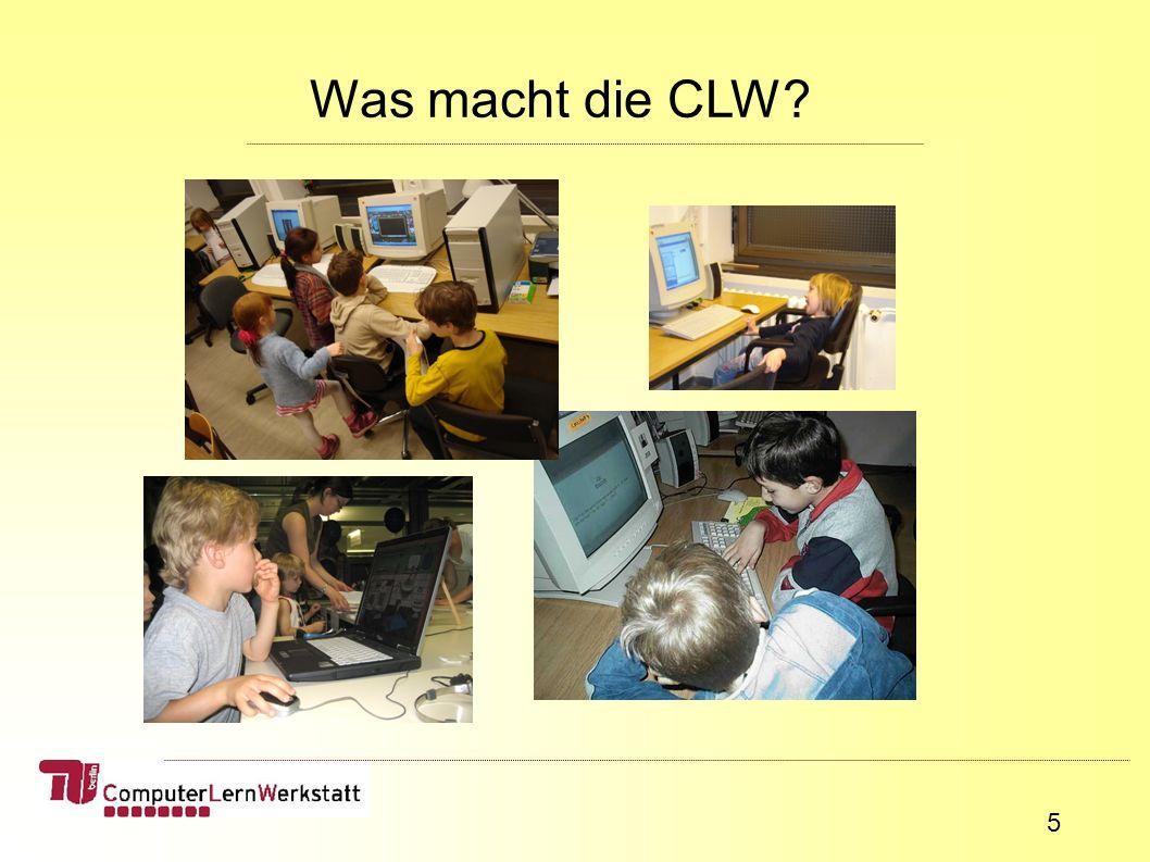 5 Was macht die CLW