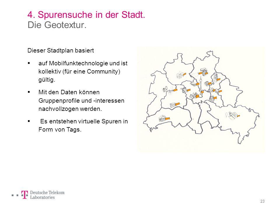 22 4. Die markierte Stadt. Tagging und virtuelles Graffiti.