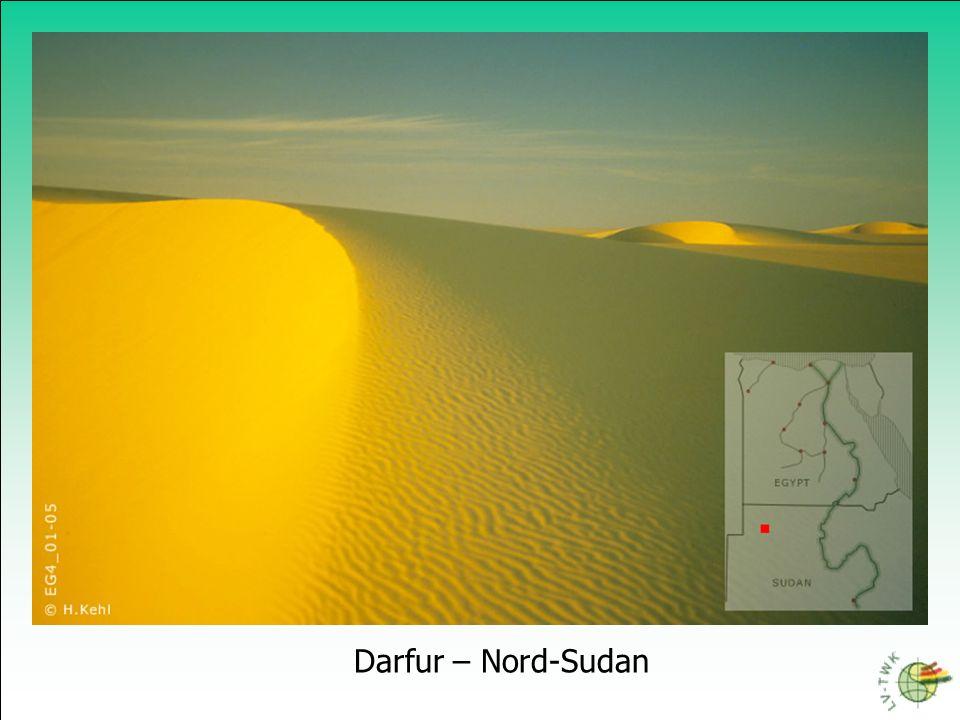 Darfur – Nord-Sudan