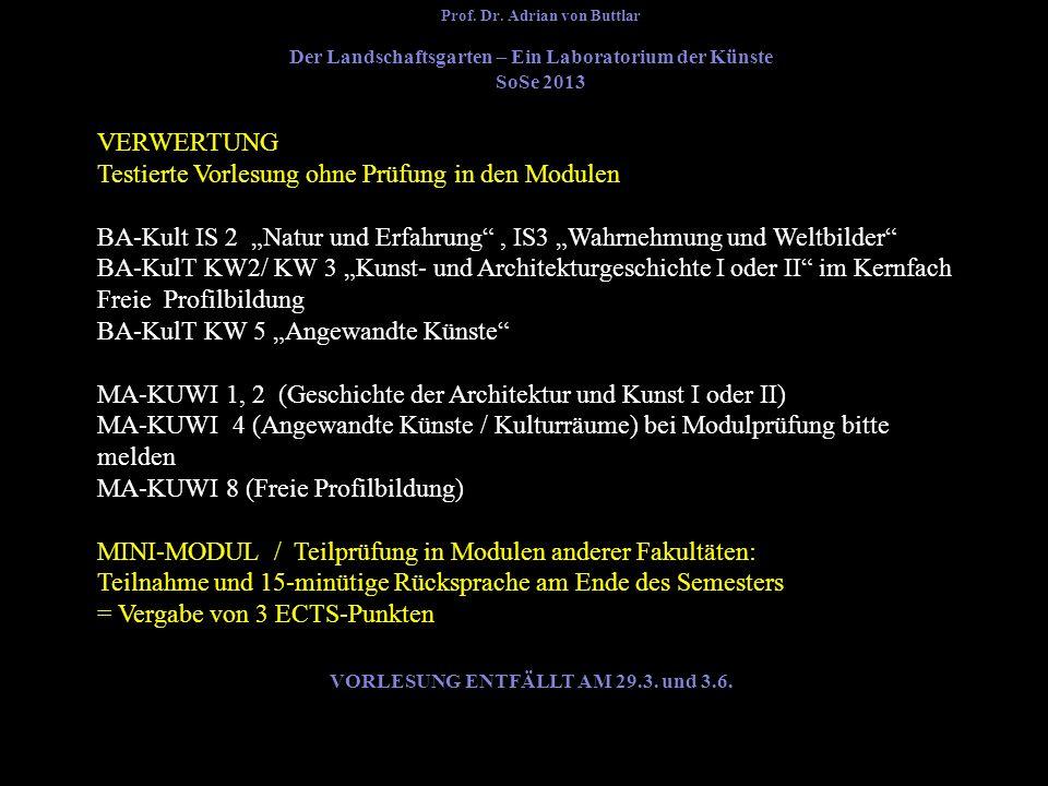 John Dixon Hunt: The idea oft he garden, and the three natures, in: Kulturamt der Landeshauptstadt Stuttgart (Hg.): Zum Naturbegriff der Gegenwart, 2 Bde., Stuttgart- Bad Cannstatt 1994 - Zum Naturbegriff der Gegenwart (wie Anm.