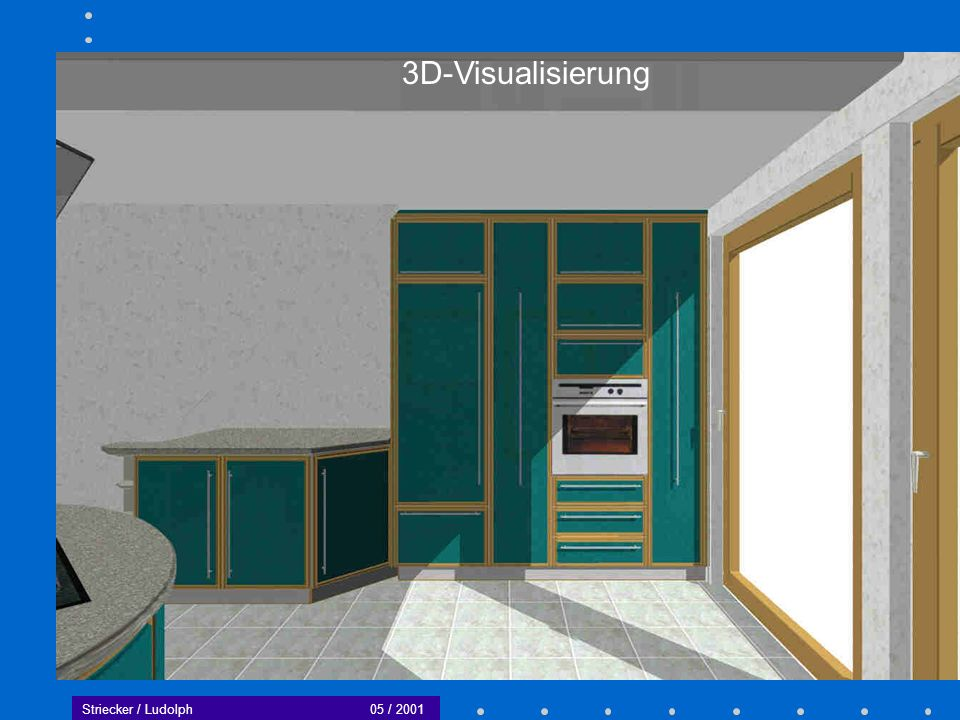 Striecker / Ludolph05 / 2001 3D-Visualisierung