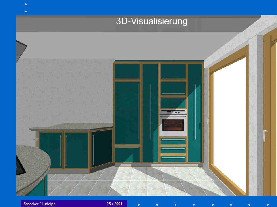 Striecker / Ludolph05 / 2001 Hamburger Modellversuch Entwicklung eines Qualifizierungsmodells für den Bereich Holztechnik - Innenausbau
