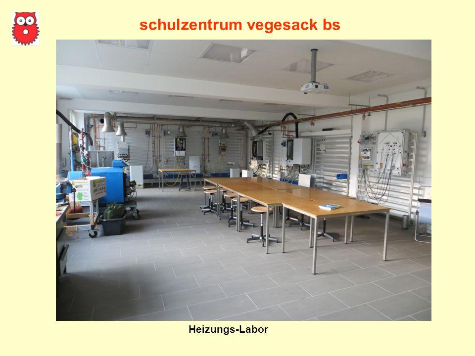 schulzentrum vegesack bs Heizungs-Labor