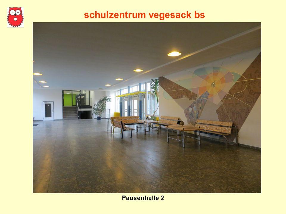 schulzentrum vegesack bs Flur Hauptgebäude