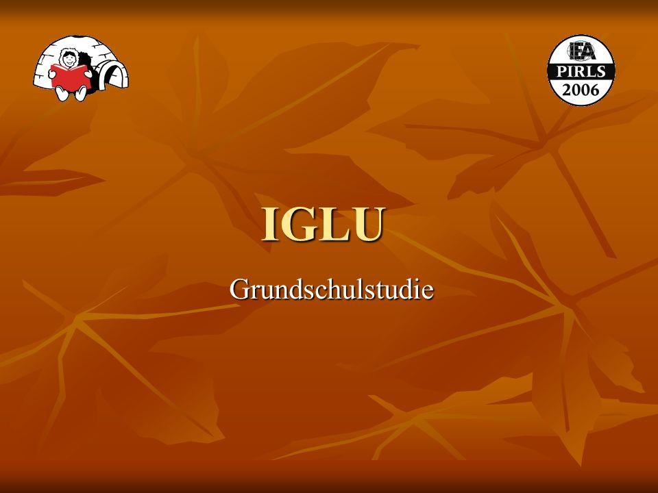 Gliederung Was versteht man unter IGLU/PIRLS Was versteht man unter IGLU/PIRLS Bildungspolitischer Hintergrund Bildungspolitischer Hintergrund Schwerpunkte der IGLU Studie Schwerpunkte der IGLU Studie Welche Staaten nehmen an der IGLU/PIRLS Studie teil .