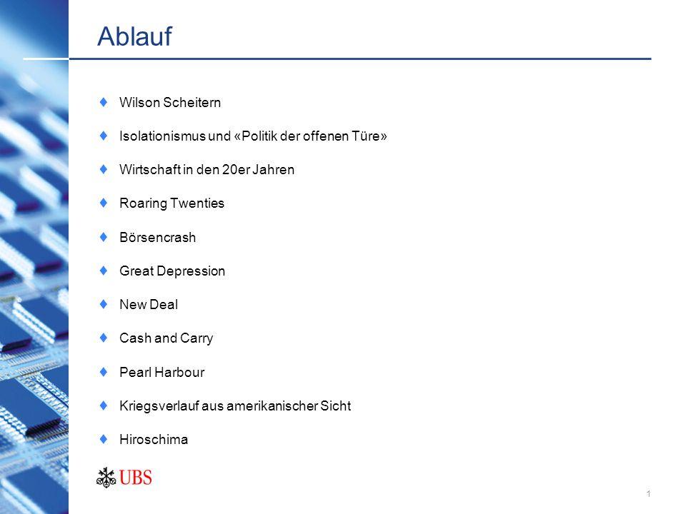 Zwischenkriegszeit und 2. WK 11.03.2005, Präsentation, C. Dorner, T. Weber, S. Schwarz, F. Glanzmann