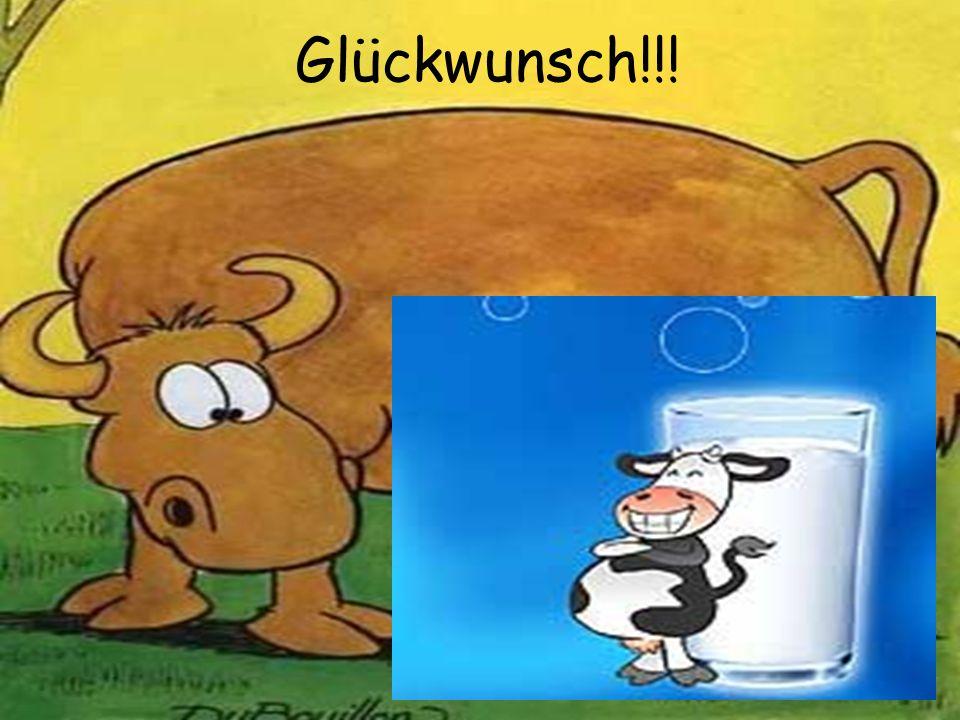MelkzeitMuh-Präsentation Glückwunsch!!!