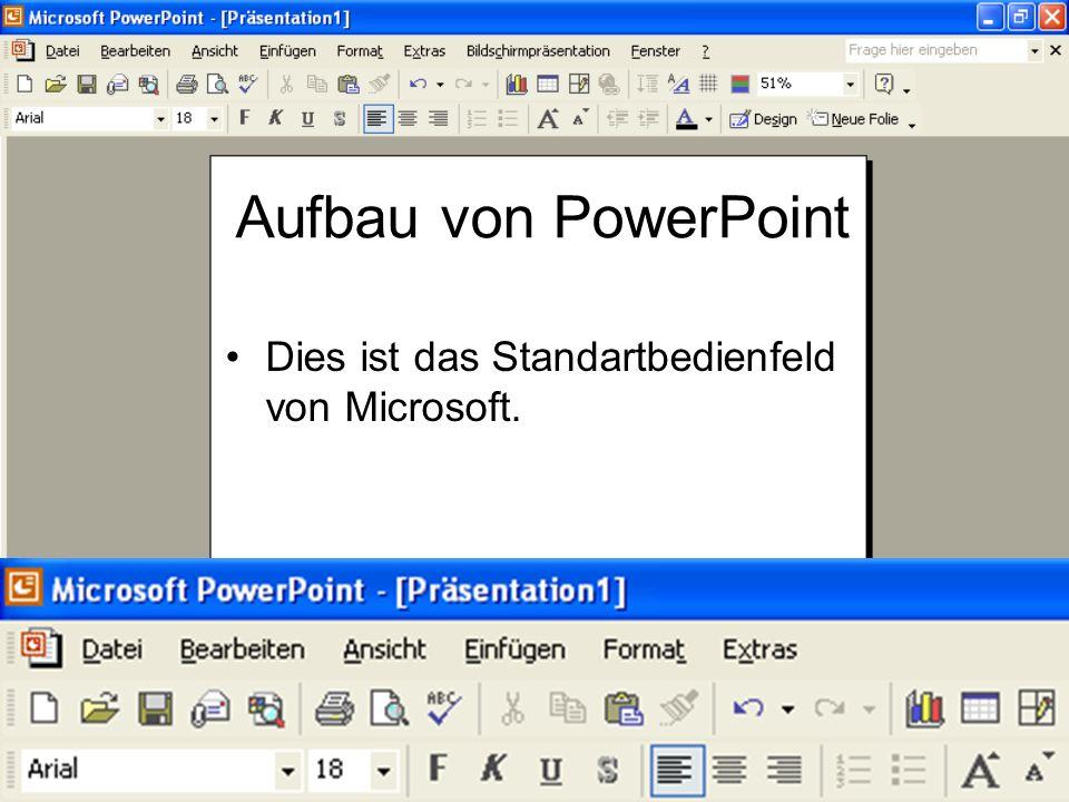 Grundwissen III Die Präsentationsfolien können auch ausgedruckt werden und für den Tageslichtprojektor verwendet werden. Ein weiterer Verwendungszweck