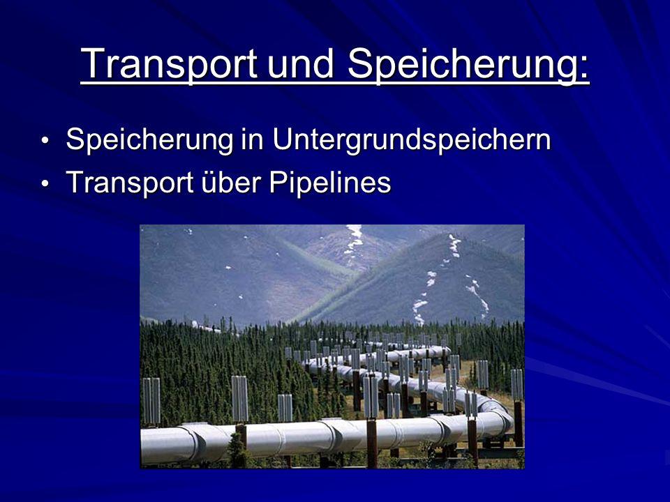 Versorgung in Deutschland: Umstellung von Stadtgas auf Erdgas (1980er) Umstellung von Stadtgas auf Erdgas (1980er) Speicherung von 18,6 Mrd.
