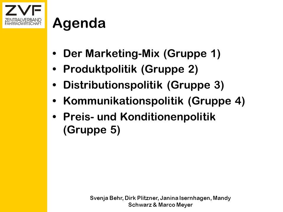 Svenja Behr, Dirk Plitzner, Janina Isernhagen, Mandy Schwarz & Marco Meyer Herzlich Willkommen zum ZVF-Workshop Der Marketing-Mix