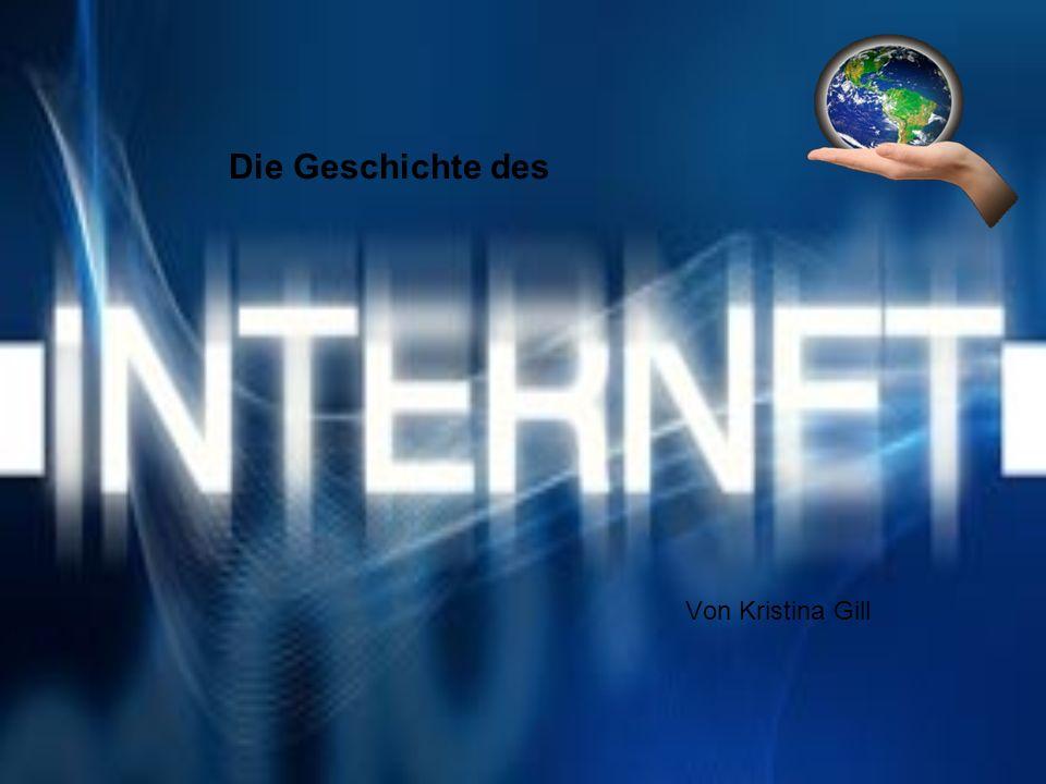 Was ist das Internet Wort setzt sich aus 2 Teilen zusammen: inter und net = Vernetzung zwischen Computernetzen Internet verbindet
