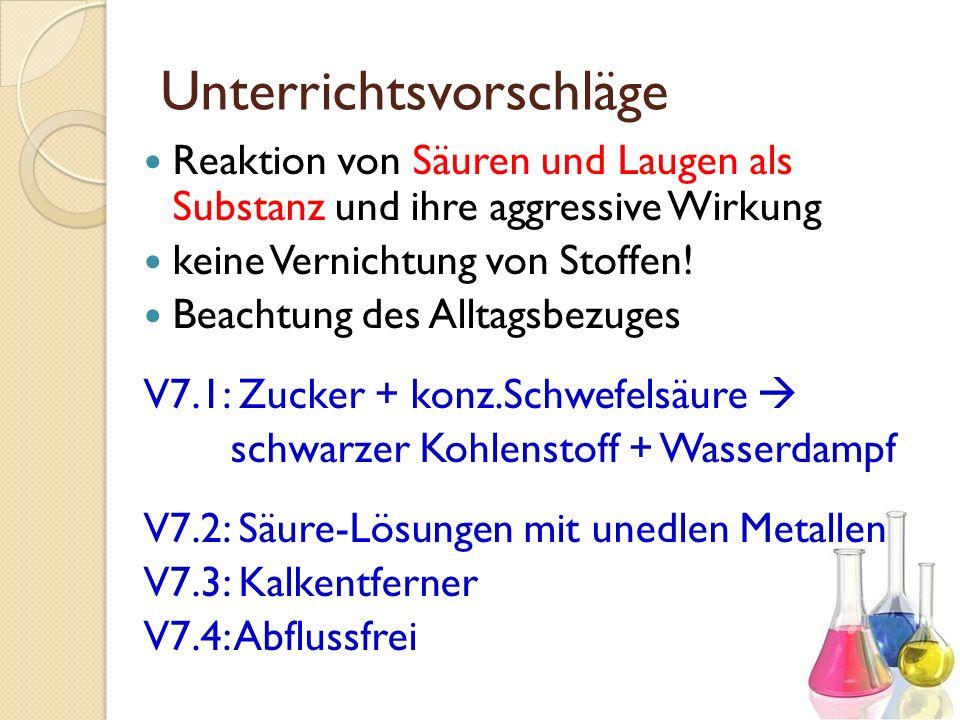 30 15.12.2009 Stephanie van Neuren / René Reinhold 2.Hauptsemester Fachseminar Chemie