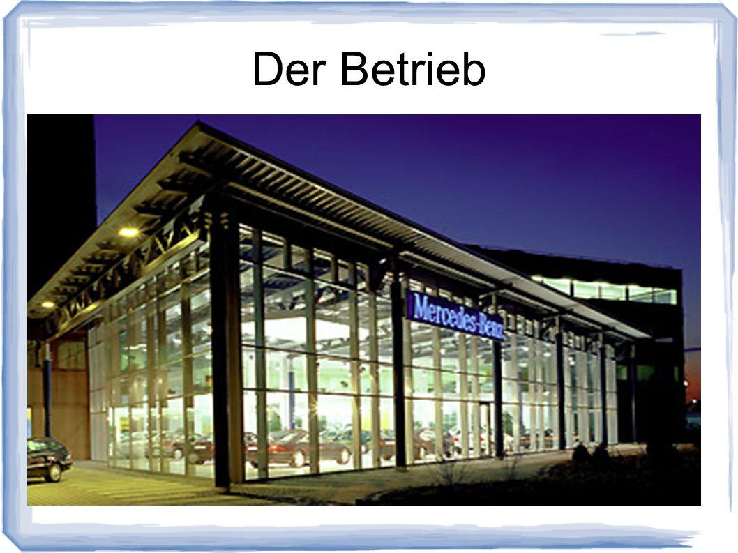 Der Betrieb 1968-1970 Entstehung 1971-1980 Kauf der Grundstücke 1981-1990 Neue Gebäude kommen dazu 1991-2000 Neueröffnung/gestaltungen 2001- Umbau und