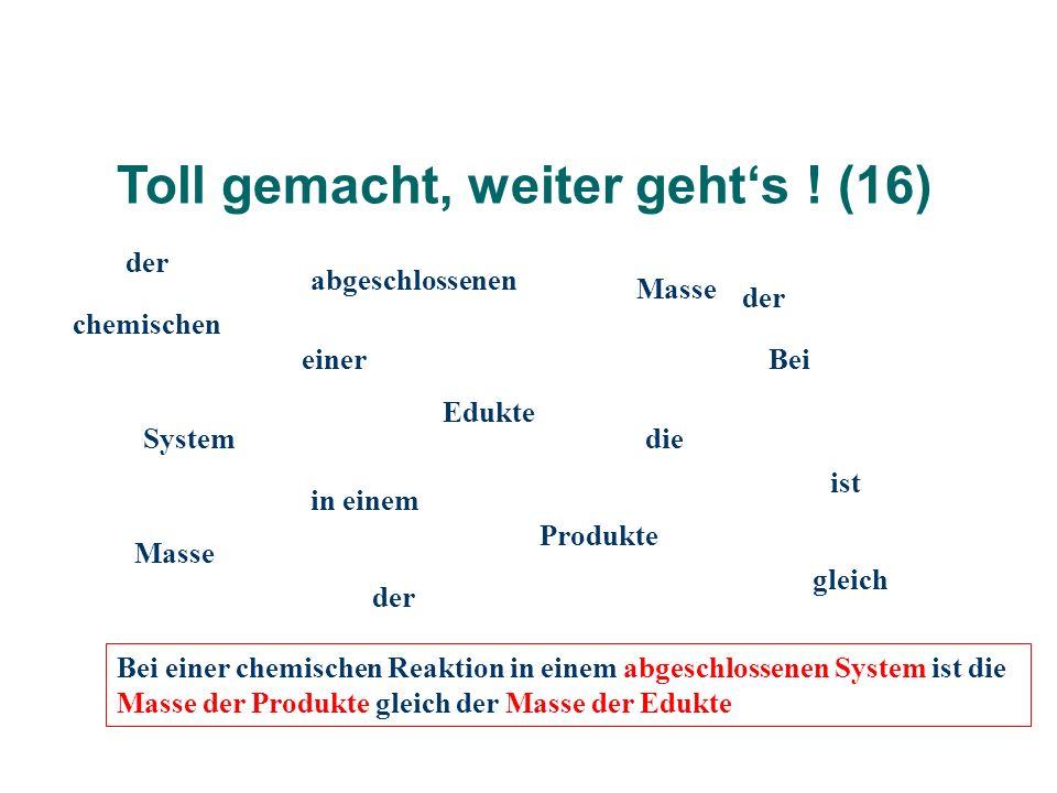 Volumenverhältnisse bei Gasreaktionen (Kl. 8/G8) Dr. Gerd Gräber Studienseminar Heppenheim