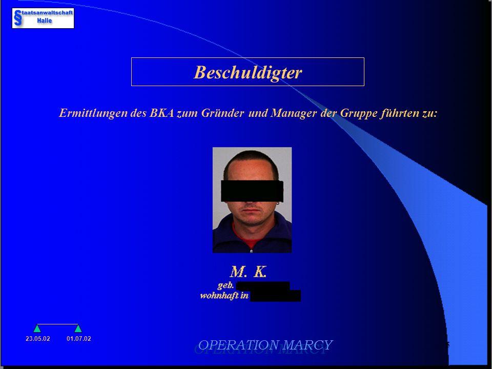 4 Ausgangslage Der Verband der deutschen Internetwirtschaft erstattete Anzeige gegen den Gründer der geschlossenen YAHOO-Community JOHNandCARLOS2002de