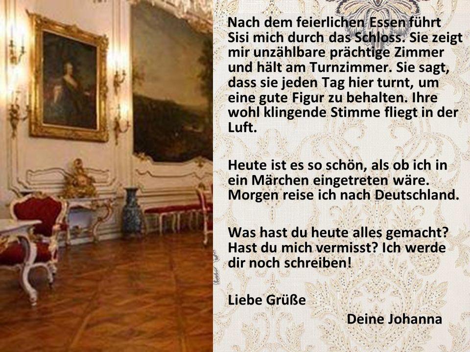 Berlin, den 12.Juli 2o11 Liebe Ellen, ich habe heute einen großartigen Augenblick erlebt.