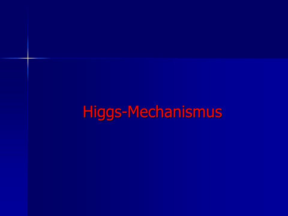 Higgs-Mechanismus