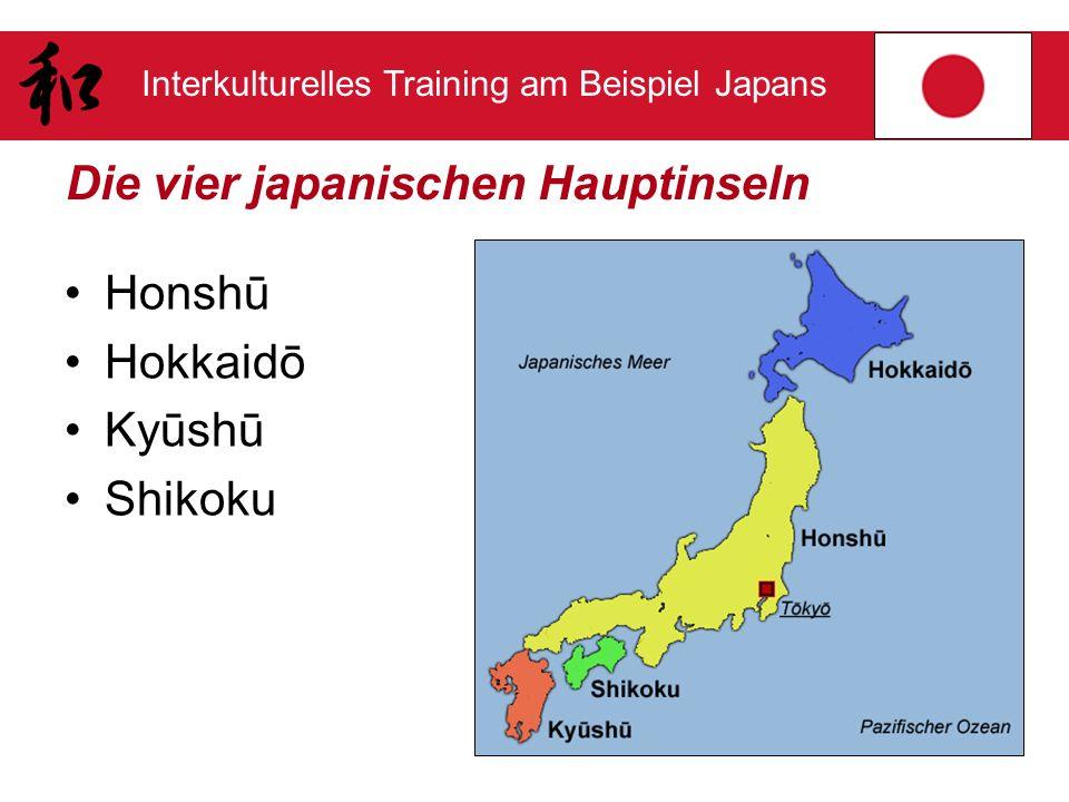 Interkulturelles Training am Beispiel Japans Shōwa-Zeit (1) Hirohito bestieg 1926 den Thron (Shōwa-Tennō) Nationalistische Kräfte gewannen politisch immer mehr Macht 2.